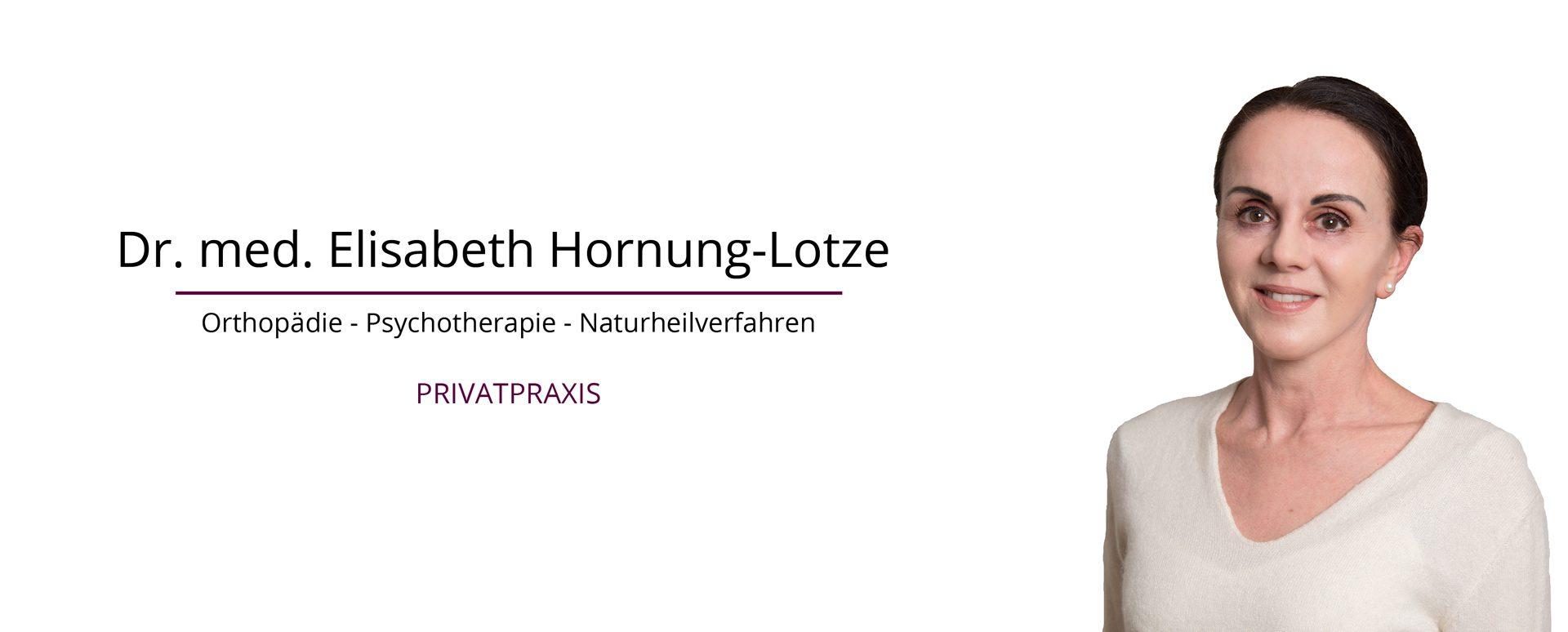 Dr. med. Elisabeth Hornung-Lotze